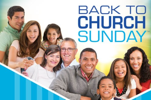 BacktoChurchSunday