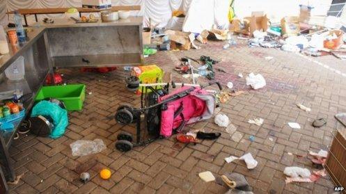 Mall Massacre