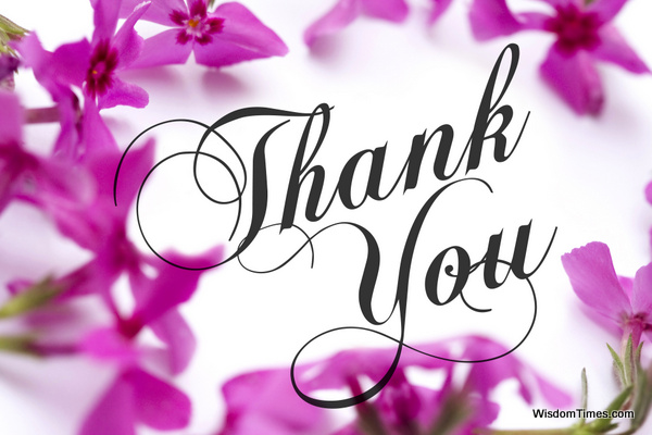 """A Huge """"Thank You"""" To Everyone For Making The 25th"""