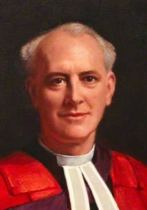 Salisbury, Frank O., 1874-1962; The Reverend Dr Leslie D. Weatherhead