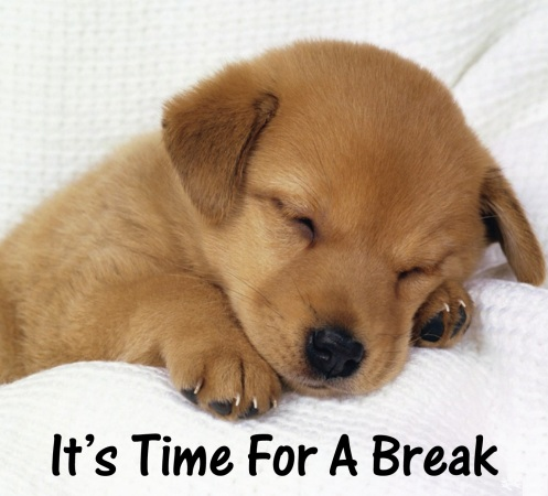 take-a-break-4DRRHK-clipart
